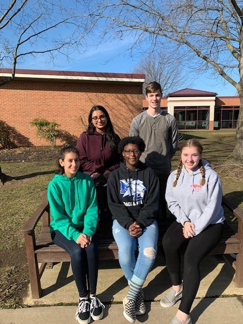 February 2020 Students of the Month