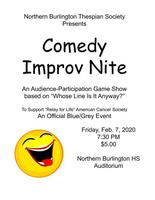 Comedy Improv Night