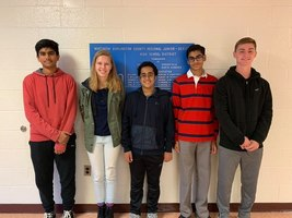 November 2019 Students of the Month​​